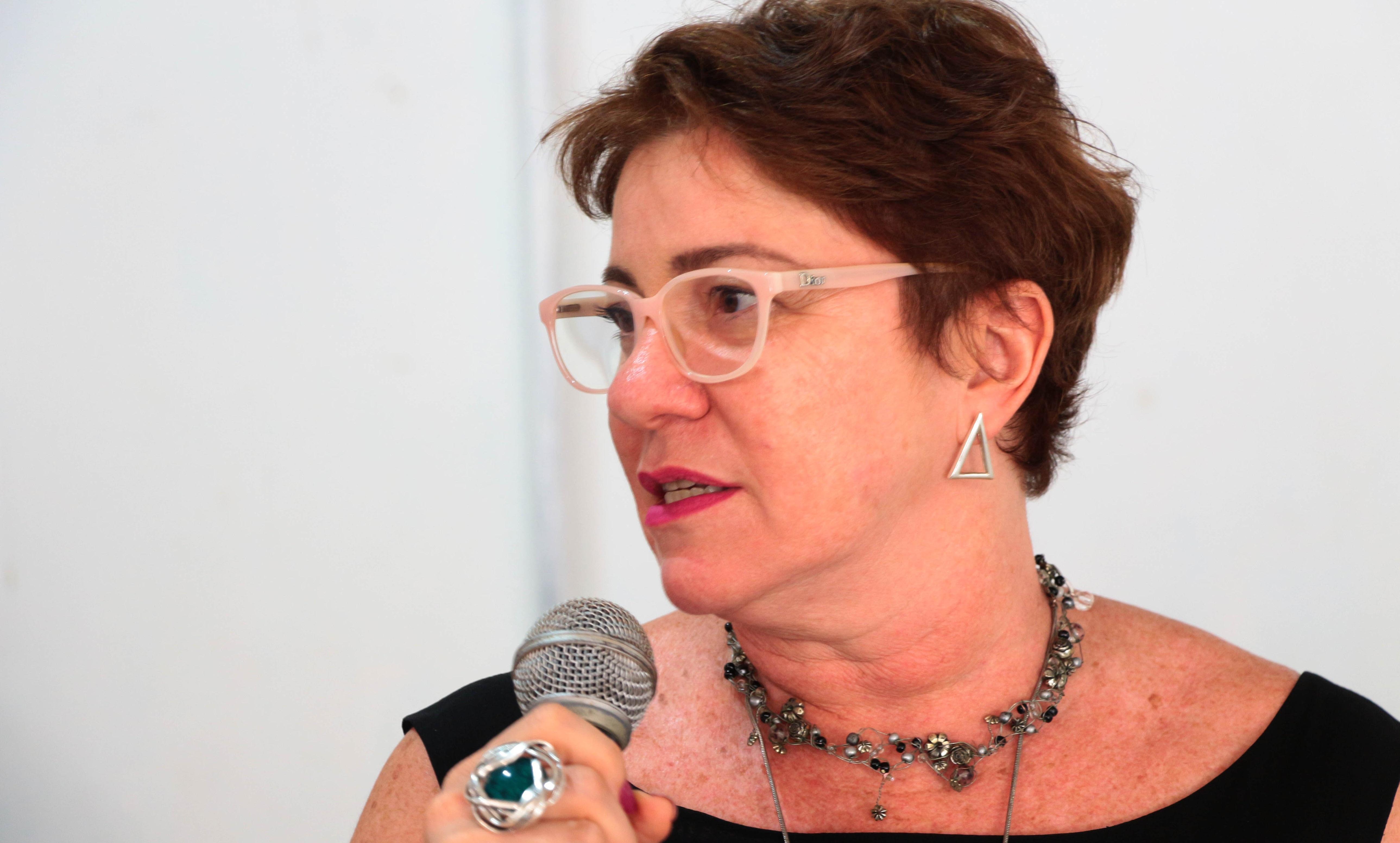 Márcia Lucena vai a Brasília em busca de destravar convênios