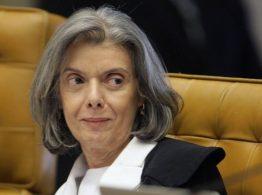 Cármen Lúcia diz que STF está pronto para julgar HC de Lula