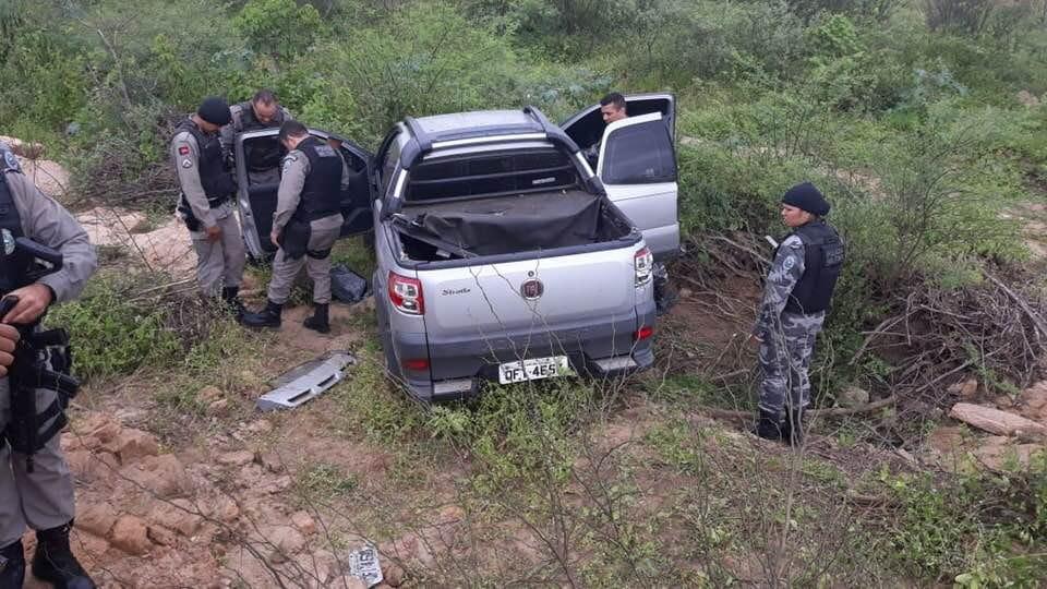 Resultado de imagem para PM reage a assalto em Cuité e envia helicóptero; 1 assaltante é morto
