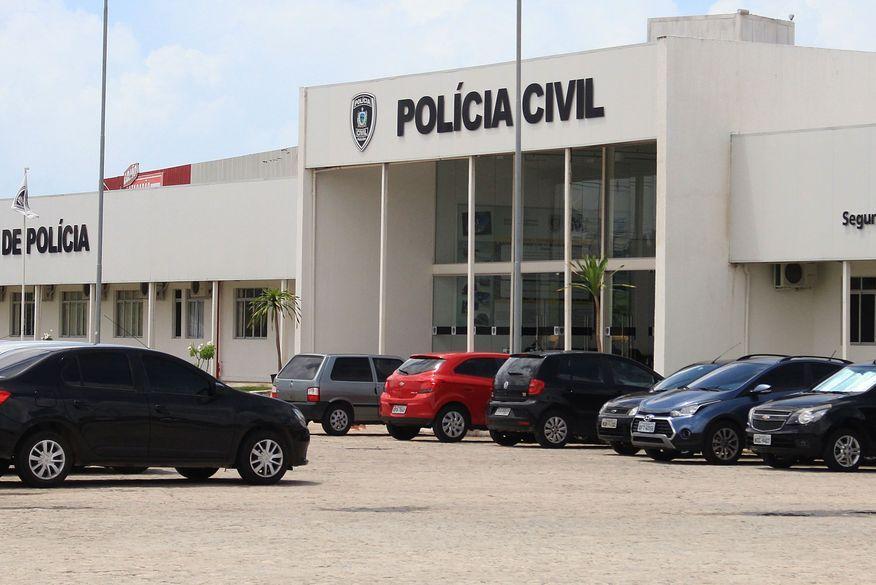 Central de Polícia Civil em João Pessoa (Arquivo)