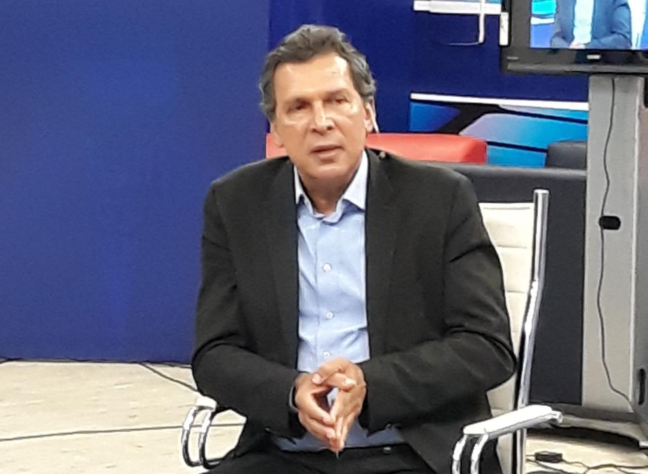 Confirmação veio durante entrevista de Ricardo Barbosa no Conexão Master