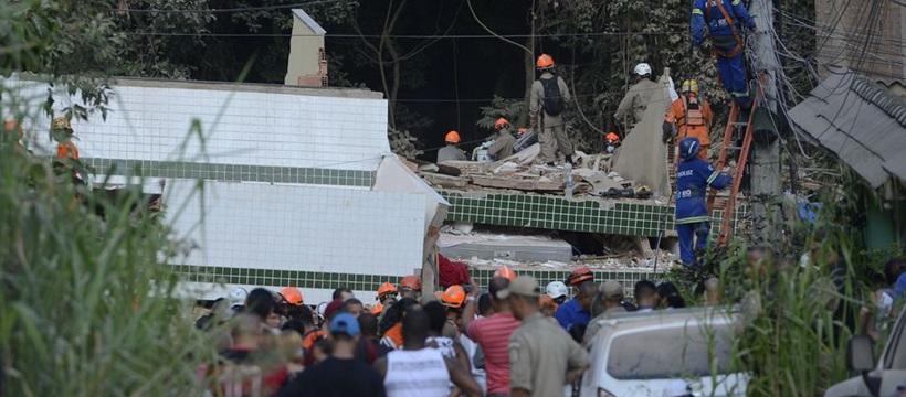 Tragédia no Rio (Fernando Frazão - Agência Brasil)