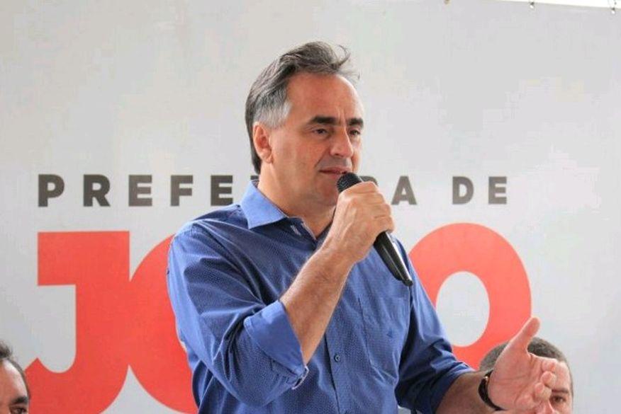 Prefeito de João Pessoa, Luciano Cartaxo (Arquivo)