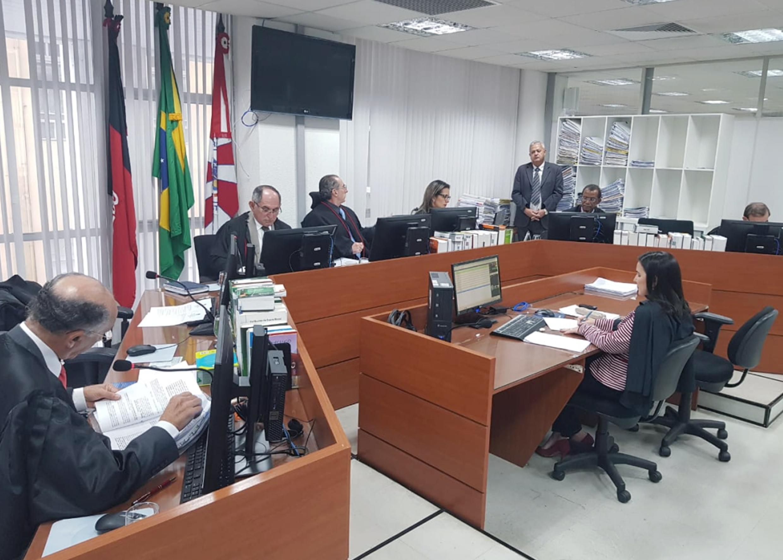 Francisco Sagres representou o MPPB na sessão ordinária (Ascom/TJPB)
